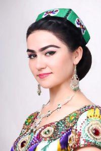 Нигина Амонкулова Пудина