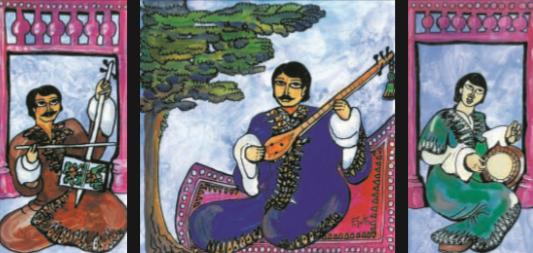 Таджикская популярная музыка