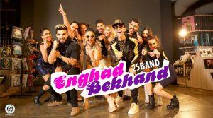 25 Band - Enghad Bekhand