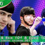 Rain 104 & Rafas & Emrik 104 - Да химояи ватанам