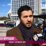Чонибек Муродов покоряет украинский шоу-бизнес (2017)