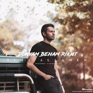 Nima Allameh - Donyam Beham Rikht