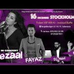 Ghezaal Enayat Live In Stockholm