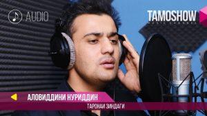 Аловиддини Нуриддин - Таронаи зиндаги
