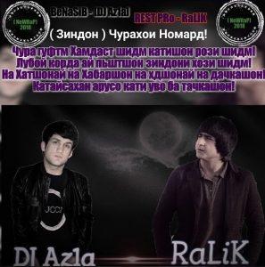 RaLiK ft. DJ Azia - Зонадайм