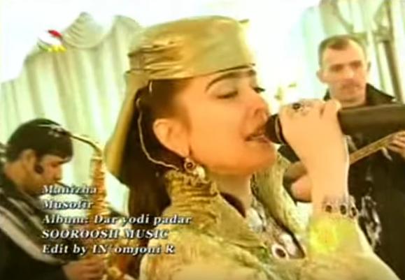 Манижа Давлатова Мусофир