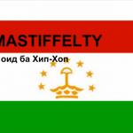 Mastiffelty ва Bahhtee Хама Точикем