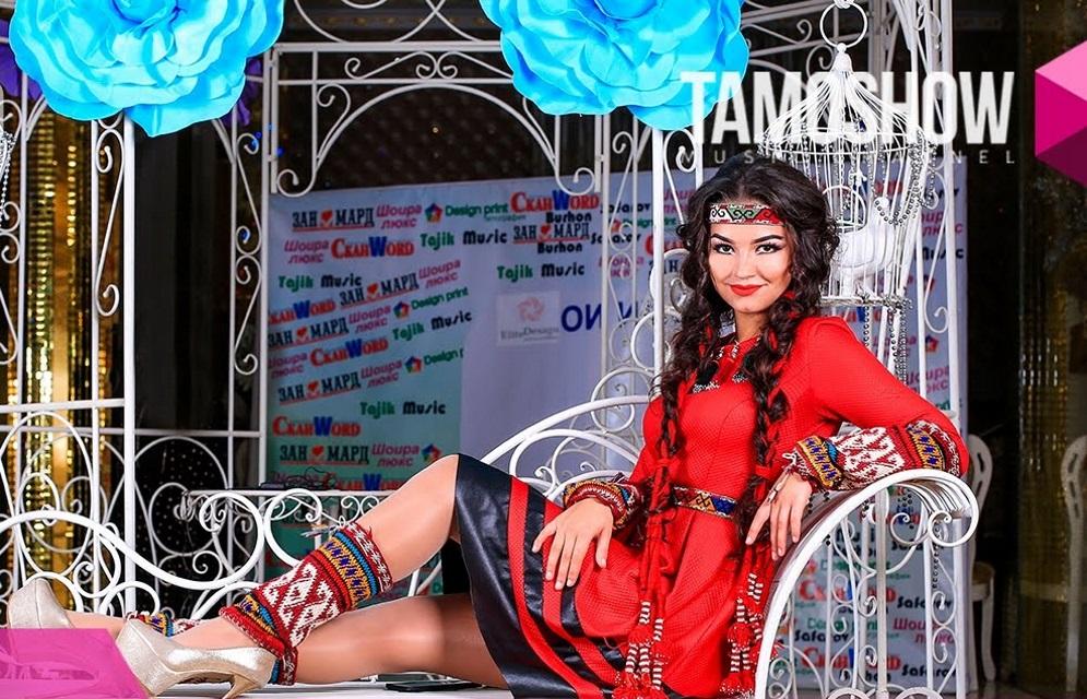 Мино фото таджичка