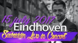 Садриддин Начмиддин в Европе - лето 2017