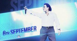 Иранский певец Andy в Москве 6 сентября 2017