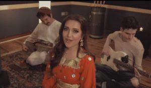 Mozhdah Jamalzadah - Herat
