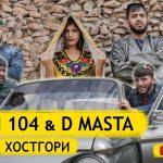 Rain 104 ft D Masta - Хостгори