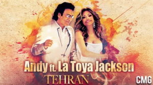 Andy ft La Toya Jackson - Tehran