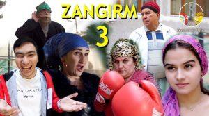 Азизбек Чураев ва Фарахноз - Зангирум (Кисми 3)
