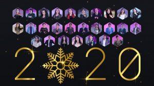 Консерти солинавии 2020 Телевизиони Душанбе HD (Пурра)