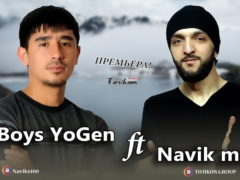 Navik MC ft 2Boys Yogen - Гам дари дила куфт