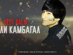 REST Pro (RaLiK) - Дили камбагал