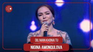 Нигина Амонкулова - Дили ман хонаи ту