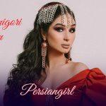 Mehrnigori Rustam - Persian Girl