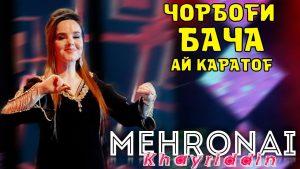 Мехронаи Хайриддин - Бачаи Чорбоги