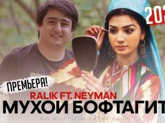 RaLiK ft Neyman - Мухои бофтагит