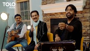 Various Afghan Singers - Watandar Gulem Eidet Mubarak